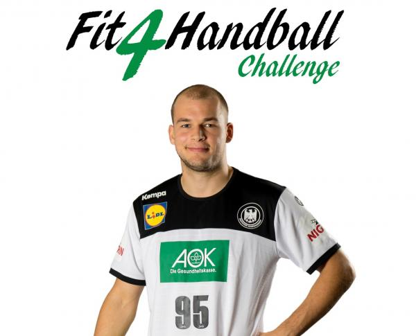 Die Fit4Handball App