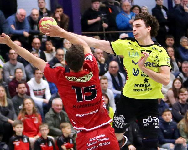 Max Bettin überwindet Philipp Kohlstrung