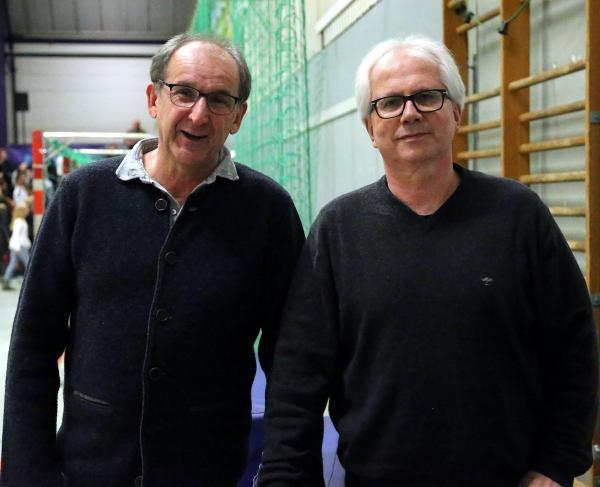 Georg Gaydoul und Michael Rodenhäuser