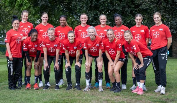 Trainingsauftakt, vorläufiges Teamfoto TSV Bayer 04 Leverkusen