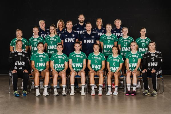 VfL Oldenburg - Teamfoto Mannschaftsfoto 2020/21