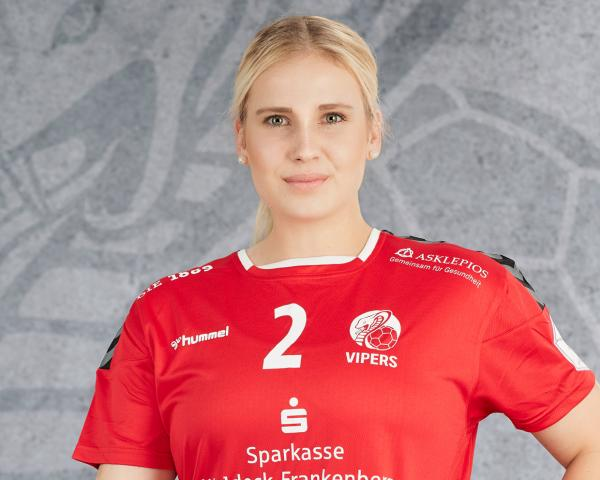 Annika Ingenpaß - HSG Bad Wildungen Vipers