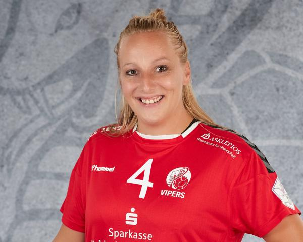 Sabine Heusdens - HSG Bad Wildungen Vipers