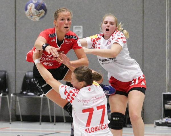 Munia Smits - HSG Bad Wildungen Vipers VIP-M05 M05-VIP
