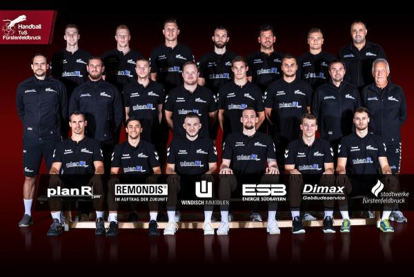 TuS Fürstenfeldbruck, 2. Handball-Bundesliga Saison 2020/21, HBL2