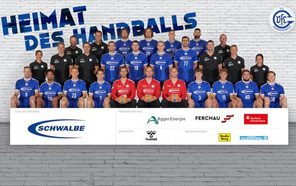 VfL Gummersbach, 2. Handball-Bundesliga Saison 2020/21, HBL2