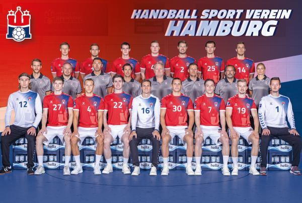 HSV Hamburg, 2. Handball-Bundesliga Saison 2020/21, HBL2