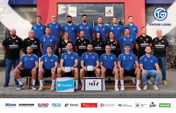 TV Großwallstadt, 2. Handball-Bundesliga, HBL2