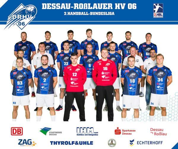 Dessau-Roßlauer HV, DRHV, 2. Handball-Bundesliga, HBL2