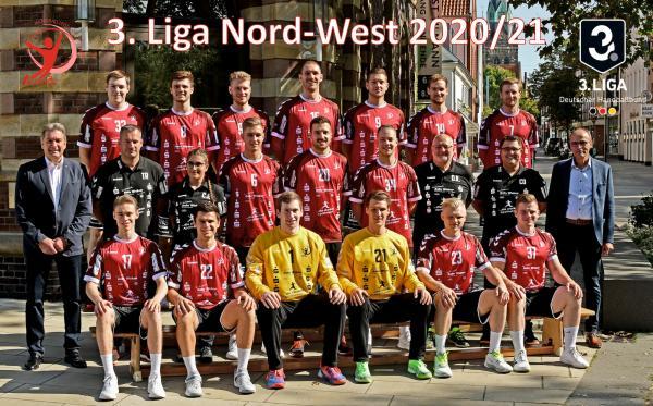 Teamfoto Ahlener SG 2020/21