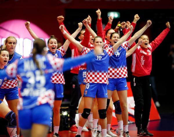 Kroatien Dänemark Schiedsrichter