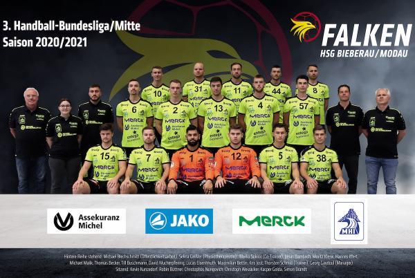 Die HSG Bieberau/Modau tritt in der 3. Liga Mitte an.