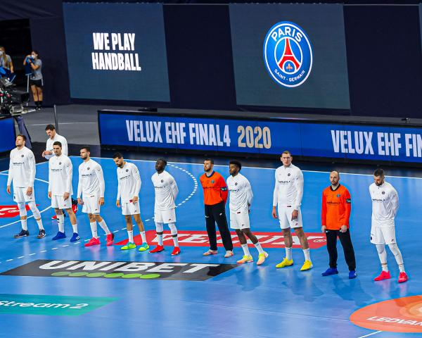 Paris St. Germain, FCB-PSG, PSG-FCB, VELUX EHF Final4 2020