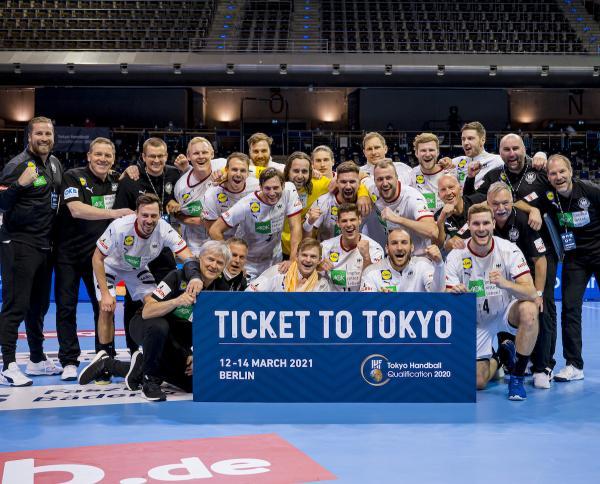 Olympische Spiele Tokio2020 Deutschland In Vorrunde Gegen Frankreich Norwegen Und Spanien
