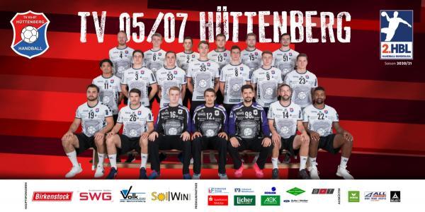 Mannschaftsfoto - TV Hüttenberg