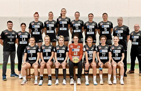 Teamfoto HBF2 - ESV 1927 Regensburg