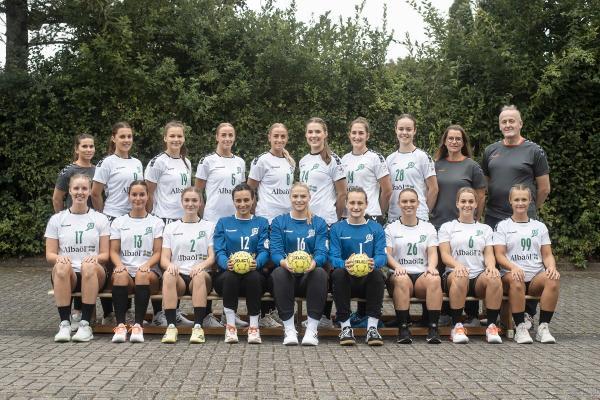 Teamfotos HBF2 2021/22 - TV Aldekerk