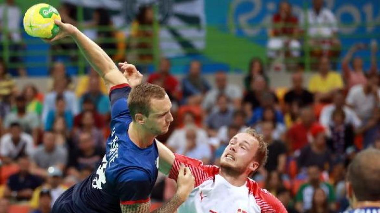 Handball Worldcom Ihf Ioc Olympische Spiele Handball Männer