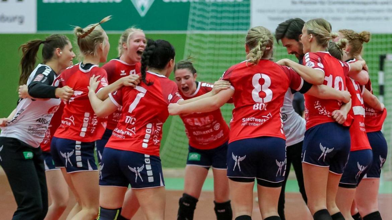 Handball 2 Liga Frauen